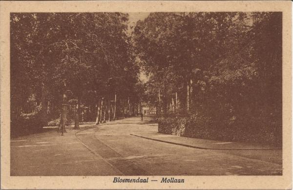 Mollaan, Pannekoekenhuisje, 1934