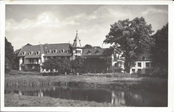 Lage Duin en Daalscheweg, Hotel Duin en Daal (2)