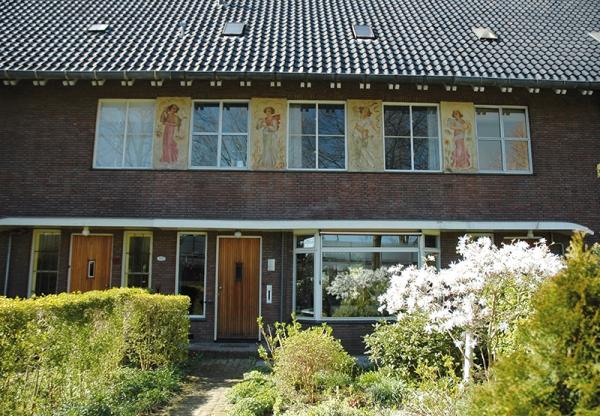 Willem de Zwijgerlaan 108-110-112