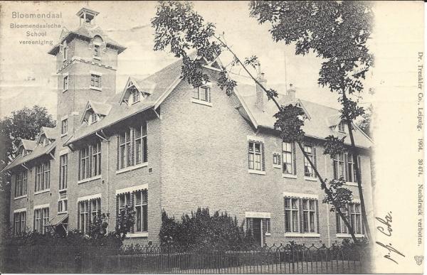 Lage Duin en Daalscheweg, BSV, 1912