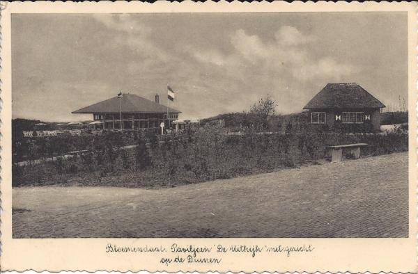 Hooge Duin en Daalscheweg, 't Kopje, de Uitkijk, 1941
