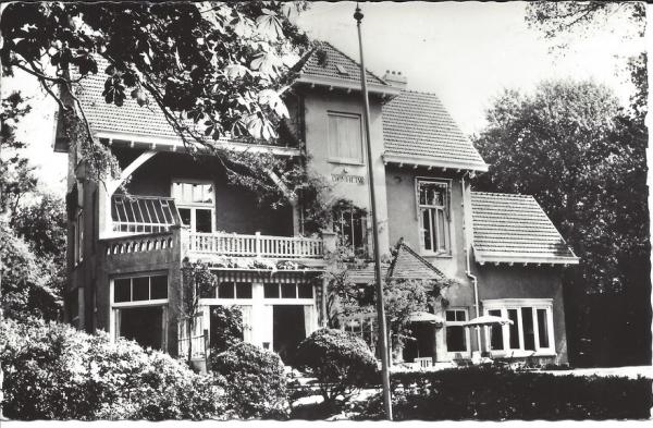 Parkweg, Huize Denheim,1976