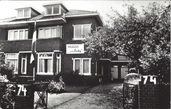 Julianalaan, Huize Anky