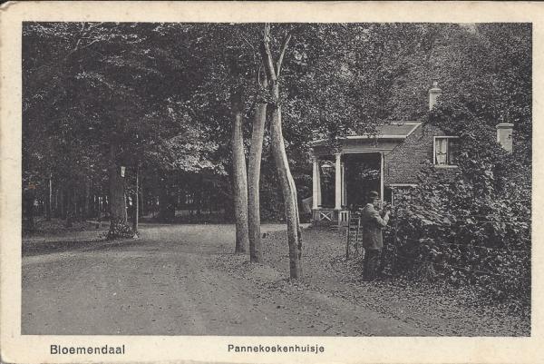 Mollaan, Pannekoekenhuisje (4)