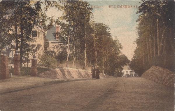 Mollaan, Villa Kinheim 1914
