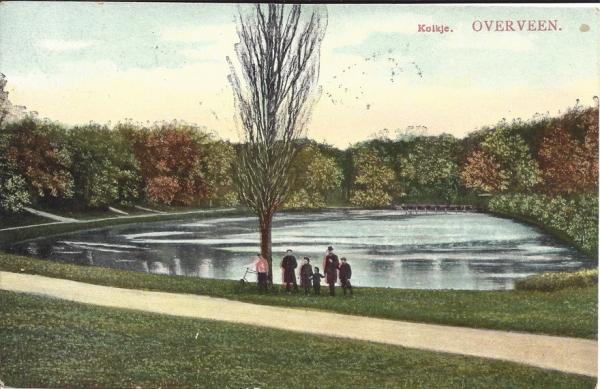 Brouwerskolkweg, 1906