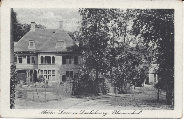 Midden Duin en Daalscheweg, Villa Duinrand (4)