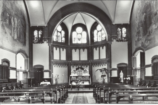 Schoollaan, St. Lucia Klooster (2)