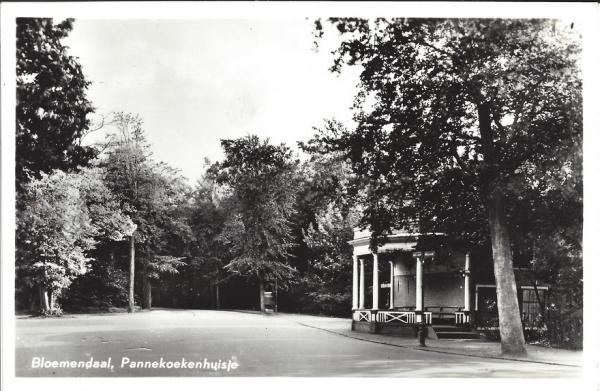 Mollaan, Pannekoekenhuisje, 1956