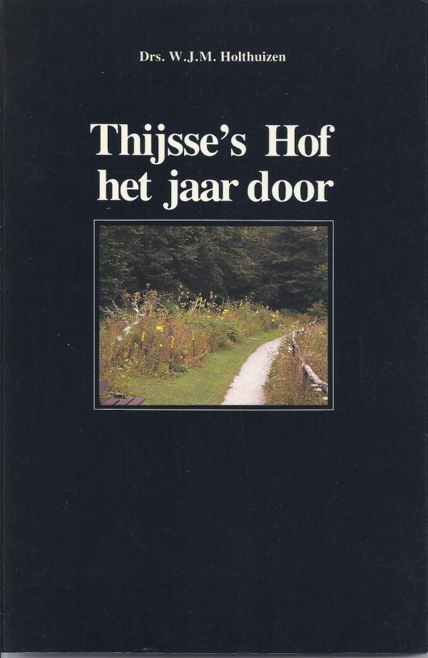 Thijsse's Hof het jaar door
