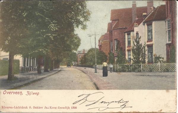 Zijlweg, 1902
