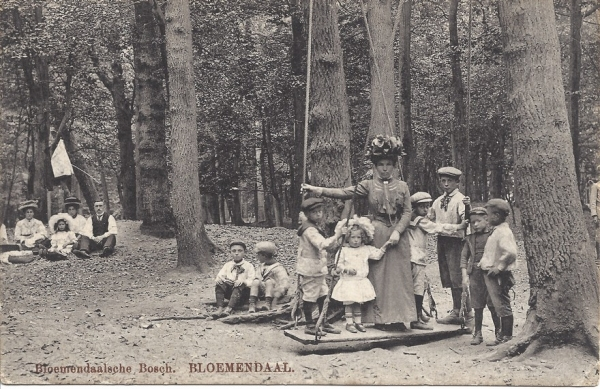 Mollaan, Bloemendaalsche Bosch, 1919