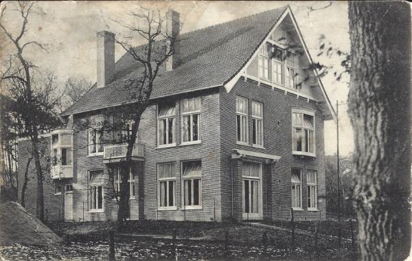 Koepellaan, 1922