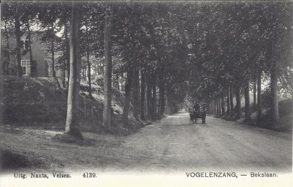 Bekslaan, 1906