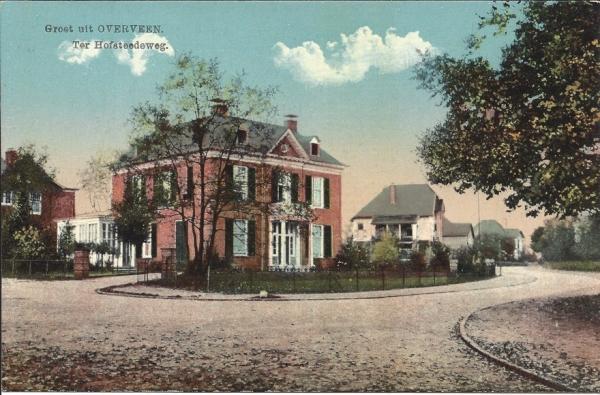 Ter Hoffsteedeweg, Villa Voorduin