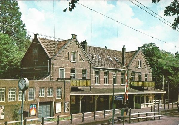 Tetterodeweg, Station