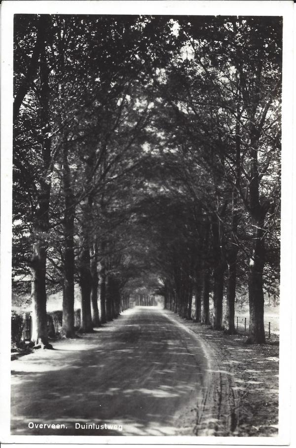 Duinlustweg, 1937