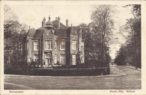 Mollaan, Villa Rodesteijn, 1917