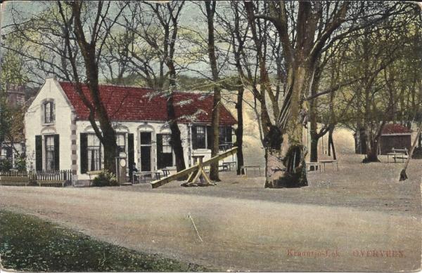 Duinlustweg, Kraantje Lek, 1911