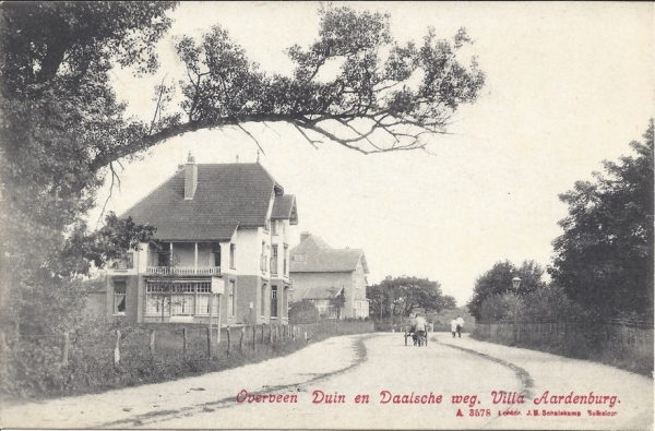 Ter Hoffsteedeweg, Villa Aardenburg (1)