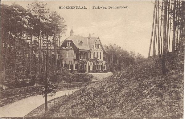 Parkweg, Villa Dennenhoek (1)