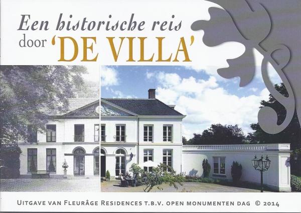 Een historische reis door 'de Villa'