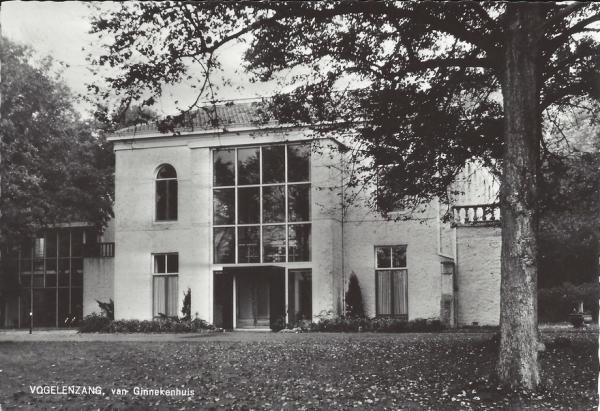 Vogelenzangscheweg, van Ginnekenhuis, 1970
