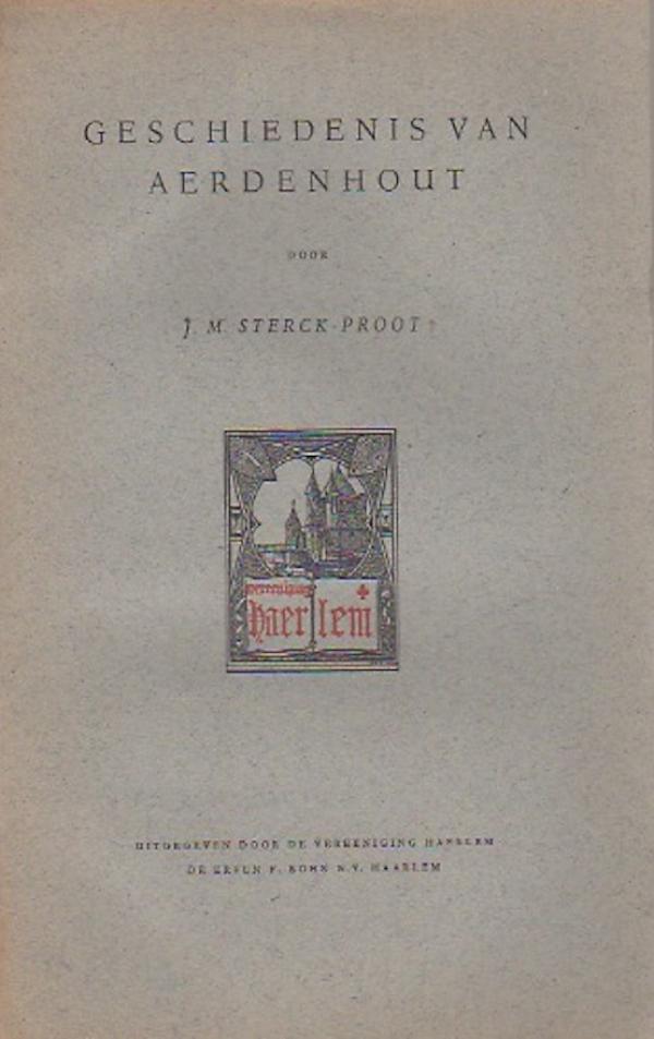 Geschiedenis van Aerdenhout