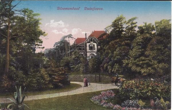 Parkweg, Villa Duinhoeve