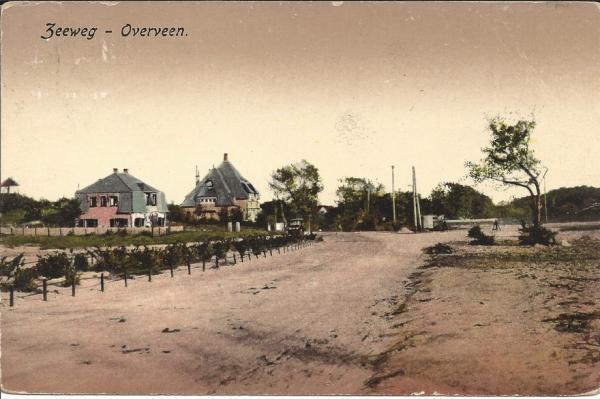 Zeeweg, 1929