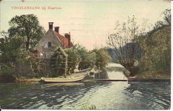 Brouwershuisje, Koekoeksduin, 1912