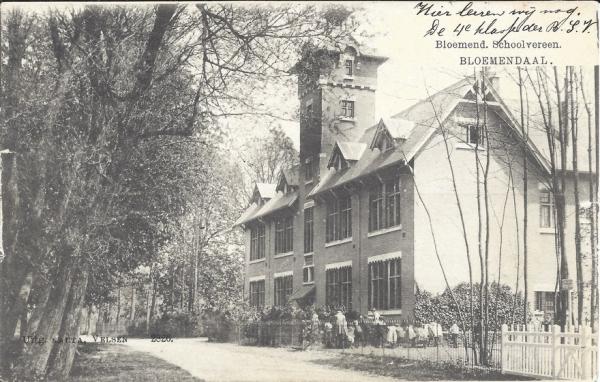 Lage Duin en Daalscheweg, BSV, 1905
