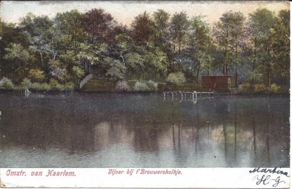 Brouwerskolkweg, 1905