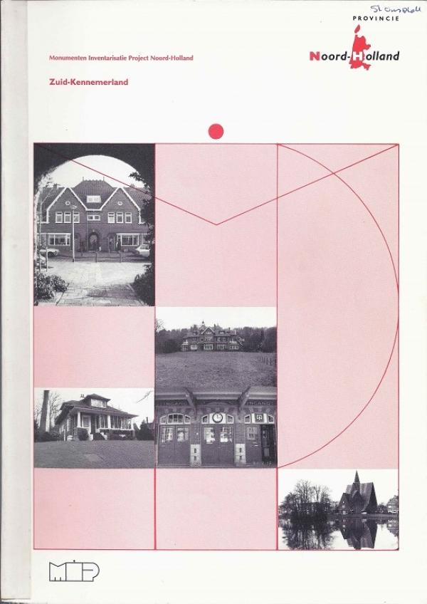 Monumenten Inventarisatie Project Noord Holland, Zuid Kennemerland