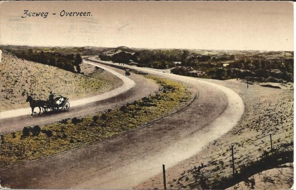 Zeeweg, 1932