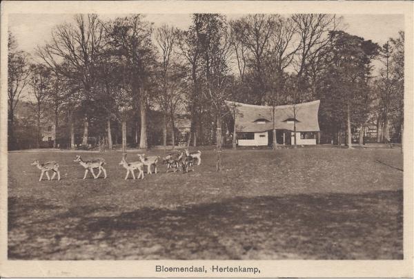 Mollaan, Hertenkamp, 1932