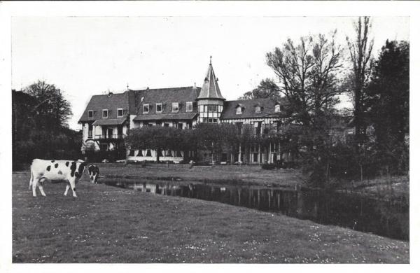 Lage Duin en Daalscheweg, Hotel Duin en Daal, 1969
