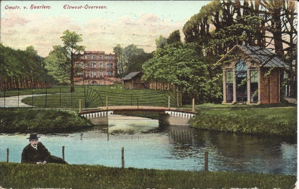 Elswoutslaan, Elswout, 1908