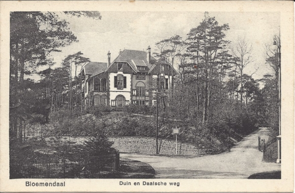 Parkweg, Villa Duinhoeve (2)