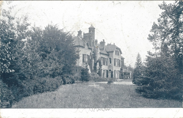Bloemendaalscheweg, Villa Belvedere, 1942