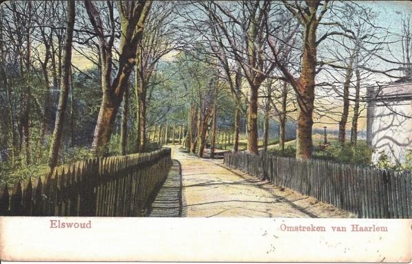 Elswoutslaan, 1901