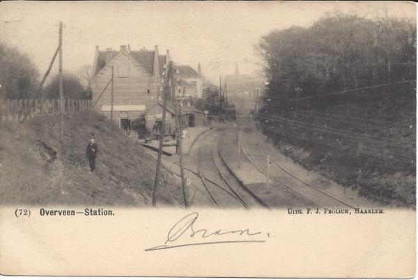 Tetterodeweg, Station (3)